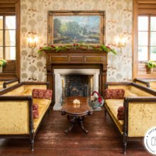 Wyck Hill House Interiors Photo Shoot with Carle & Moss