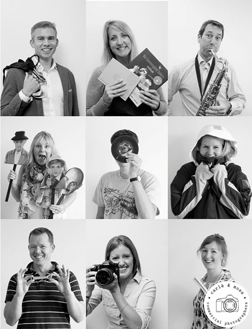 AXA Wealth Corporate Portraits