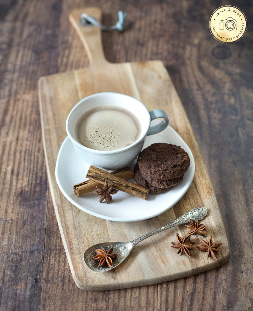 Coffee food photography