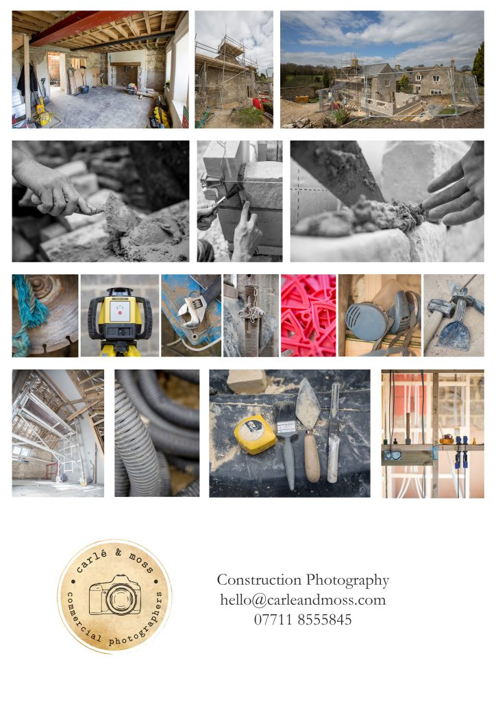 Construction photographer